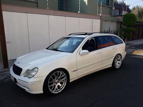 Mercedes Benz Clase C 1.8 200 Kompressor Avantgarde Mt 2002