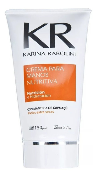 Karina Rabolini Crema Para Manos X 150 G