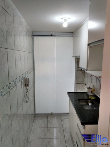 Apto Locação - Km 24 Da Raposo Tavares - Jd Da Gloria - Ca1721