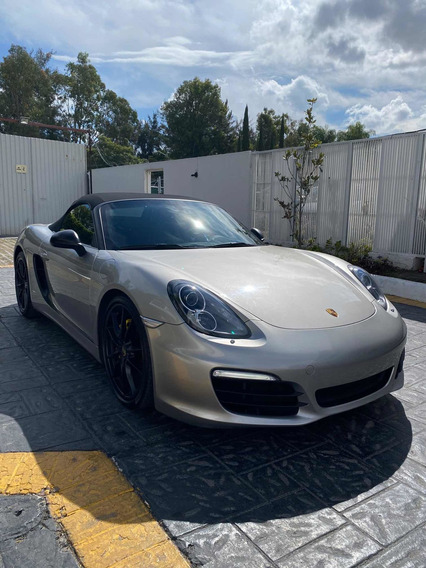 Porsche Boxster 3.4 S Cabriolet Pdk 7v At 2013