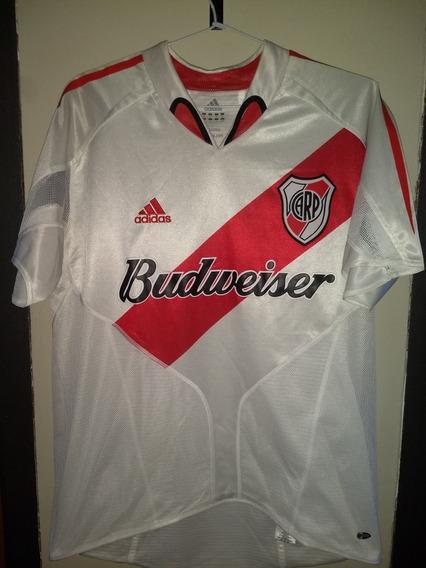 Camiseta De River Plate 2005 De Utileria #5 Doble Tela