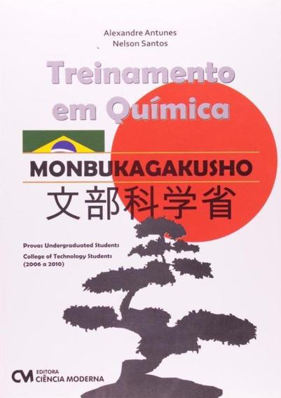 Treinamento Em Quimica Monbukagakusho
