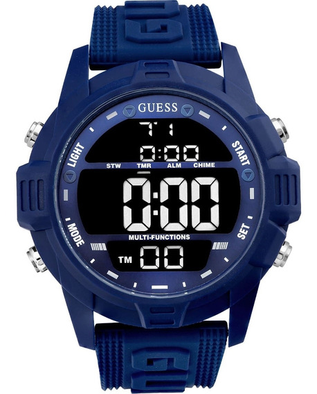 Relógio Masculino Guess 92768g0gsnv2 Barato Original