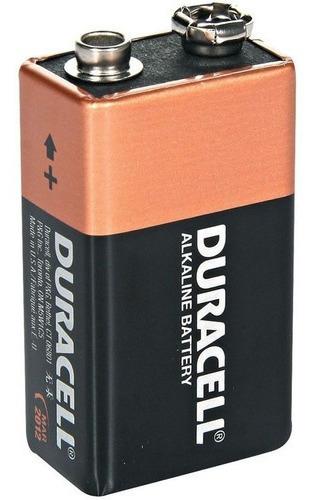 Bateria Alcalina 9v Duracell Mn160482