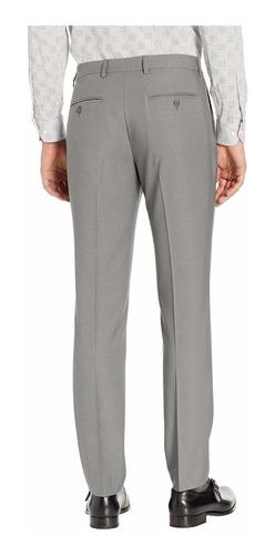 Pantalon Perry Ellis Portfolio Very Slim Fit Stretch Heat Mercado Libre