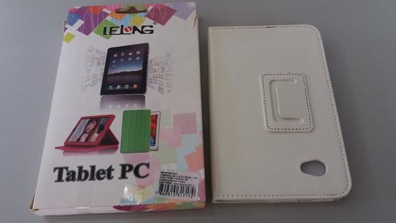 Capa Case Tablet Samsung Galaxy P6200 Branco