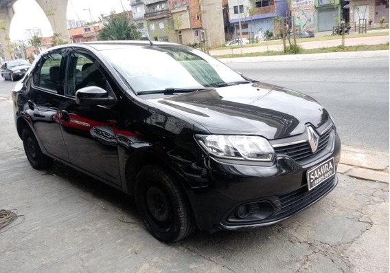 Renault Logan 1.6 Expression Flex 2016 Financia Sem Entrada