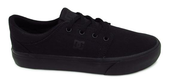 Tenis Dc Shoes Trase Tx Mx Adys300474 3bk Black Negro Unisex