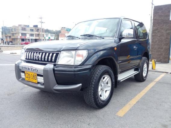 Toyota Prado Sumó 2.700 2009