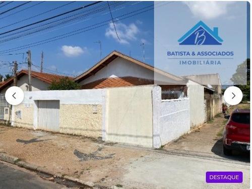 Casa A Venda No Bairro Vila Costa E Silva Em Campinas - Sp.  - 2869-1