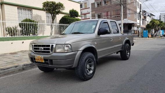 Ford Ranger 2007 4x4 - Vendo - Permuto -