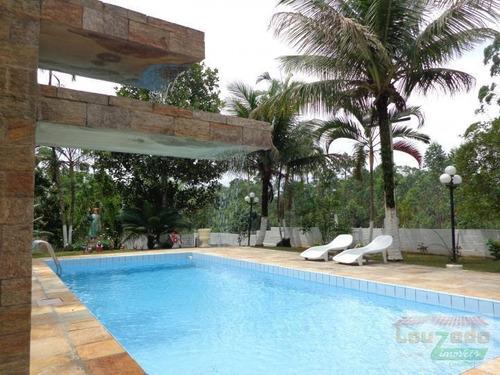 Chácara Para Venda Em Peruíbe, Caraguava, 4 Dormitórios, 2 Banheiros - 0720_2-403667
