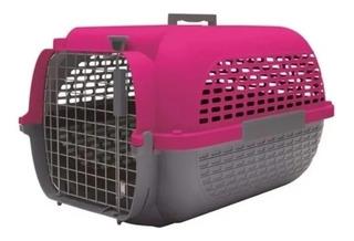 Jaula Transportadora Voyageur Nº 1 Para Perros Y Gatos Usado