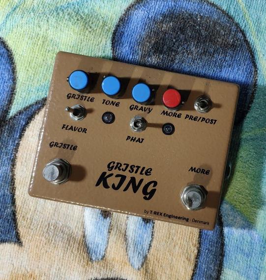 T-rex Gristle King Overdrive -trocas- Willaudio