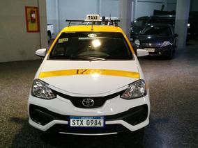 Toyota Etios 1.5 Sedan X Taxi