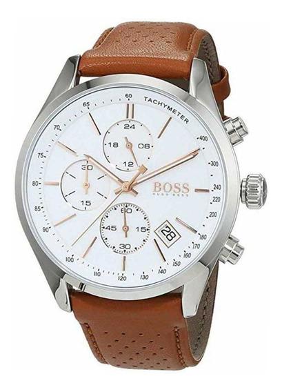Relógio Masculino Hugo Boss Grand Prix 1513475 Completo