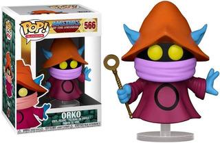 Figura Funko Pop! #566 Orko He-man 100 % Original