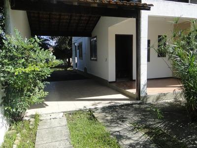 Casa Residencial Para Locação, Serra Grande, Niterói. - Ca0115