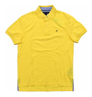 Camisa Polo Tommy Hilfiger Tamanho G / L Modelos Classic Fit