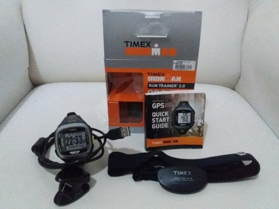 Relógio Timex, Gps, Frequência Cardíaca.