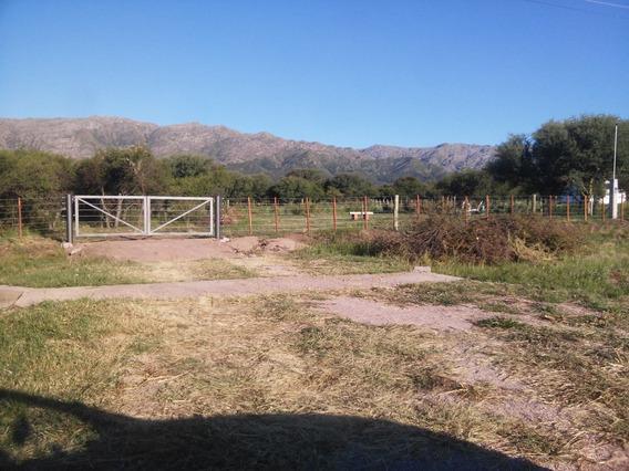 Terreno Lote Sobre Ruta N°1 En Villa Larca De 1900m2.