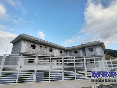 Ap00333 - Apartamento Em Ubatuba, 2 Dormitórios, Condomínio Fechado Com Piscina, Na Praia Da Maranduba, Excelente Localização - Ap00333 - 68897684
