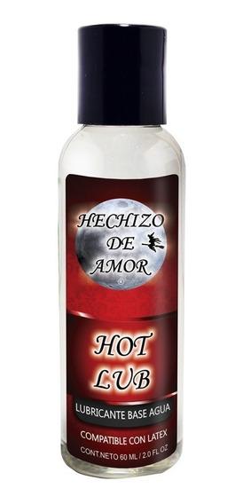 Lubricante Termico Intimo Hot-lub Hechizo De Amor 60ml