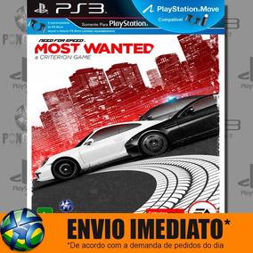 Promoção Need For Speed Most Wanted Jogo Ps3 Envio Imediato