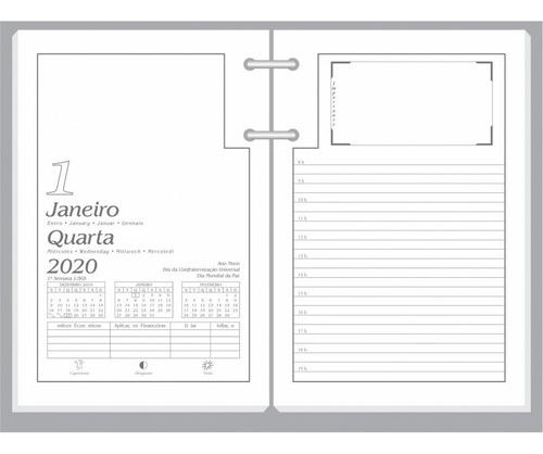 Agenda Redoma Mesa 2021 R501 - Refil