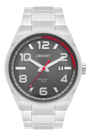 Relógio Orient Mbss1302-g2sx - Prata