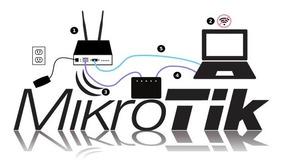 Configuração Mikrotik (balance, Ppoe, Dhcp, Enlaces E Etc..)