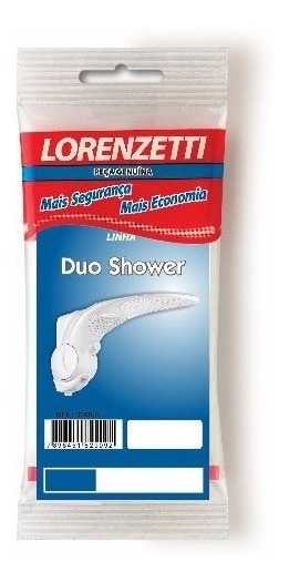 Resistência 3060c Duo Shower Multi Temp. 7500 Lorenzetti