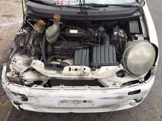 Chevrolet Spark Año 2002..solo Por Partes..repuestos Villa