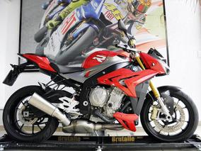 Bmw S1000r 2014 Vermelha