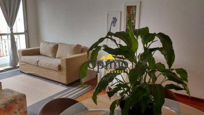 Apartamento Residencial À Venda, Jardim Marajoara, São Paulo. - Ap1539