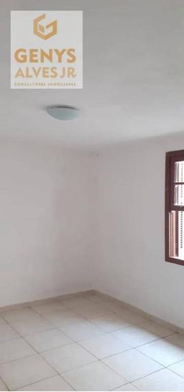 Casa Com 1 Dormitório Para Alugar, 6565 M² Por R$ 1.150/mês - Vila Carrão - São Paulo/sp - Ca0532