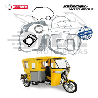 Jogo De Junta Completo Triciclo Carga Motocar