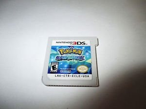 Pokemon Alpha Saphire Nintendo 3ds C/720 Pokemon Incluidos