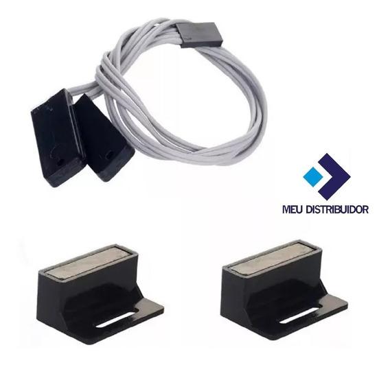 Sensor Fim De Curso + 2 Ímãs Motor Analógico Deslizante Ppa