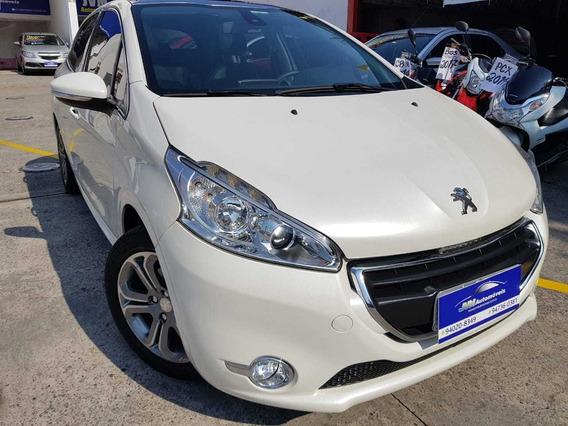 Peugeot 208 Griffe 1.6 Completo Aut. 2015 Km Baixa