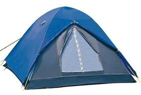 Barraca Camping Iglu Fox 7 A 8 Pessoas Impermeável Nautika