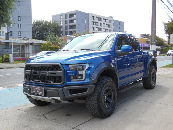 Ford F150 Raptor 3.5 Ecoboost Auto 4wd 2017