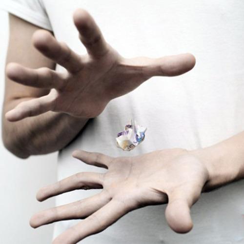 Hilo Invisible Con Adhesivo Magia / Alberico Magic