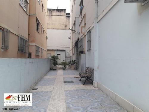 Apartamento Para Venda Em Rio De Janeiro, Campo Grande, 2 Dormitórios, 1 Banheiro - Fhm2178_2-457149
