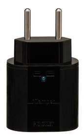 Protetor Energia Clamper Surtos E Raios 2 Pinos Pocket