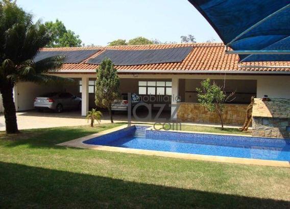 Magnífica Casa Com 4 Quartos E Piscina À Venda, 750 M² Por R$ 2.500.000 - Parque Taquaral - Campinas/sp - Ca6411