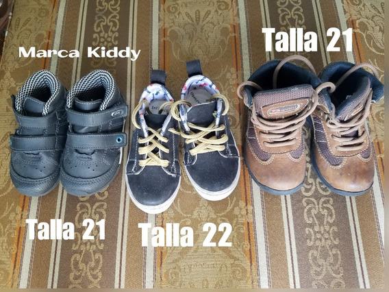 Zapatos Bebe Niño Talla 21 22