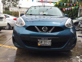 Nissan March Sense Ta 2015 Buen Fin