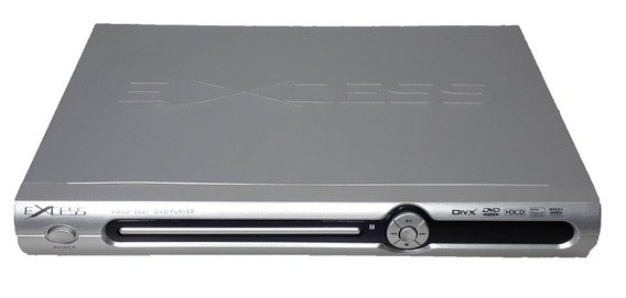 Dvd Player Excess Edvd-1007