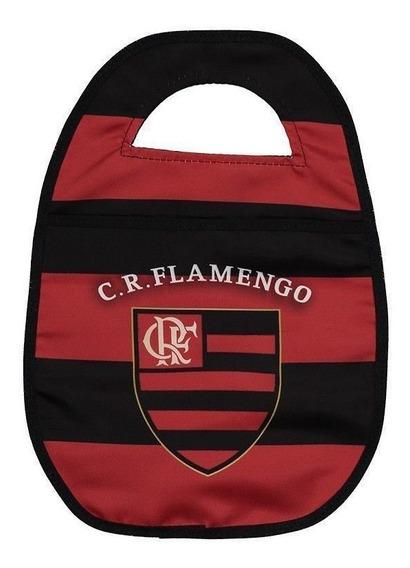 Lixeira Para Carros Flamengo